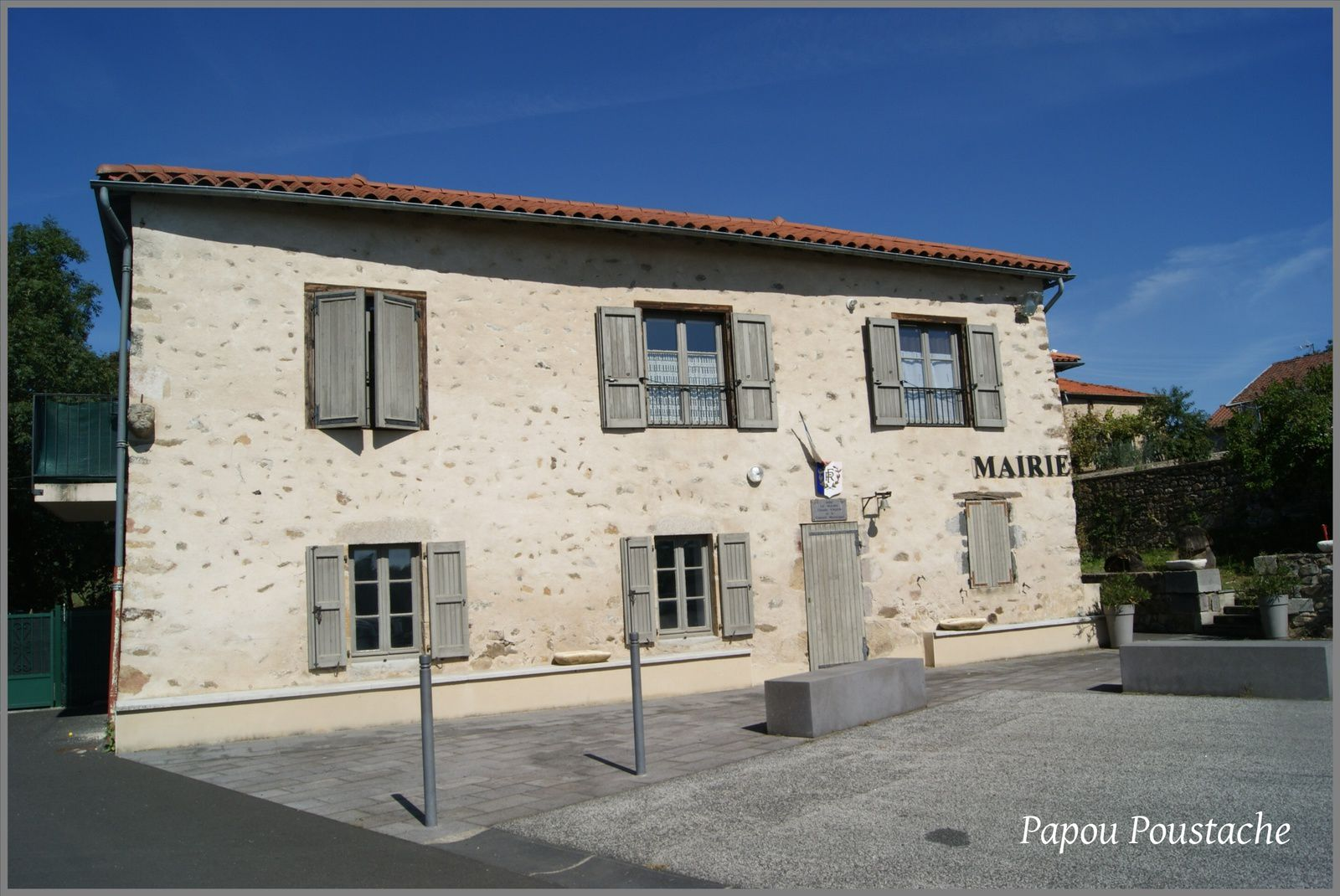 Les villages de Haute-Loire:Agnat