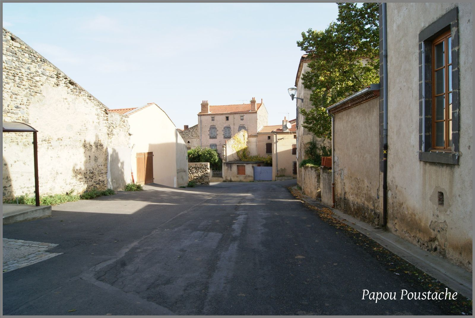 Les villages du Puy de Dome:Collanges