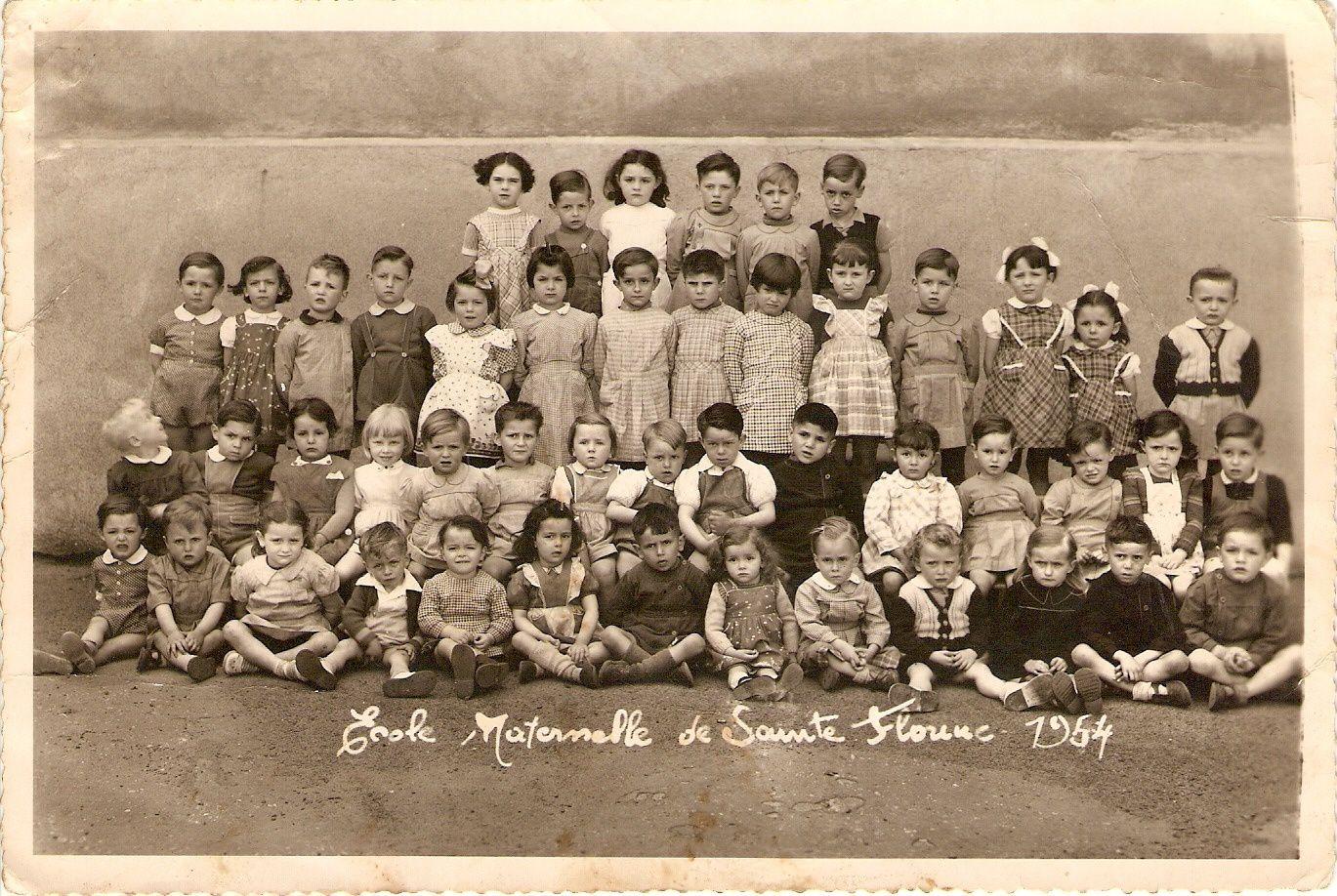 Album photos école de Ste Florine