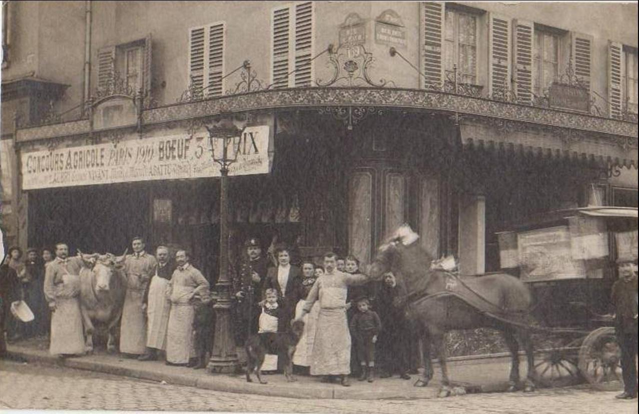 Un coin d'Auvergne à Paris