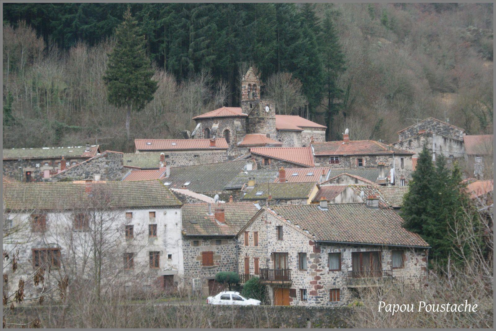 Les villages de Haute-Loire: St Julien des Chazes