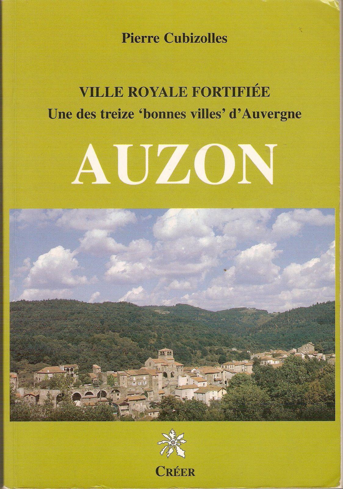 Anecdotes d'Auzon
