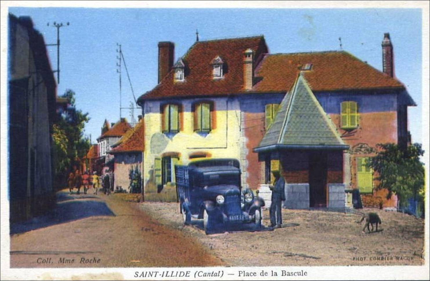 Il était une fois dans le Cantal:Saint Illide