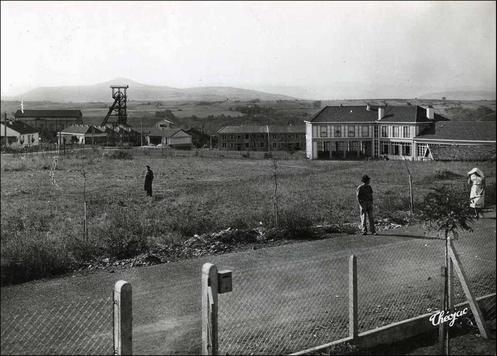 Les années 50-60: La vie dans les citées de la Mine