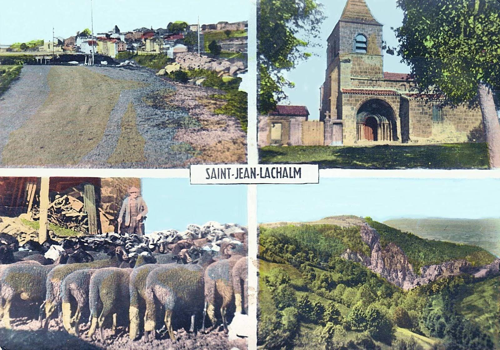 Il était une fois la Haute-Loire:St Jean Lachalm
