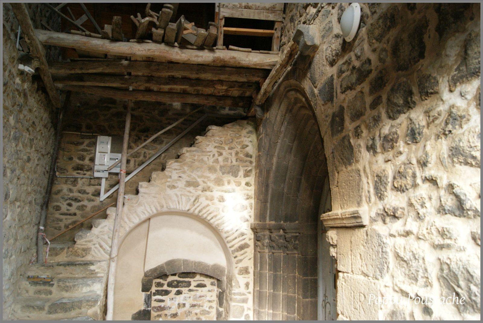 Eglise se Dauzat sur Vodable