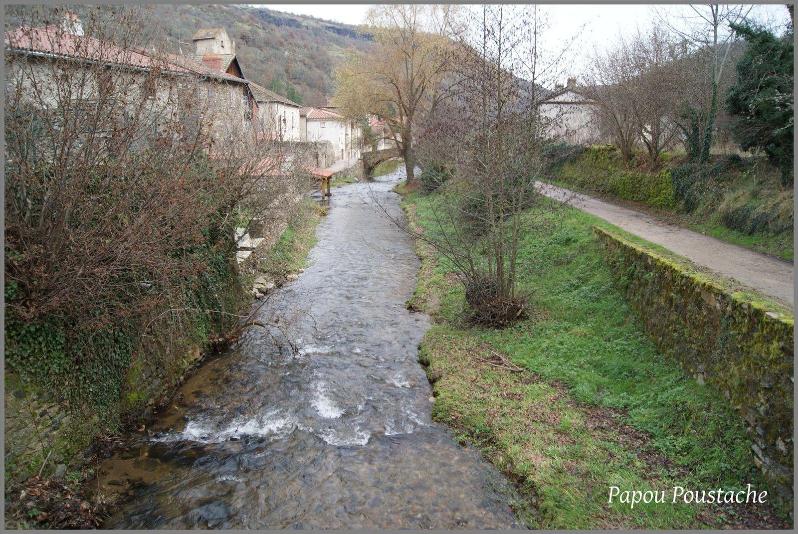 Petite promenade aux environs de Blesle