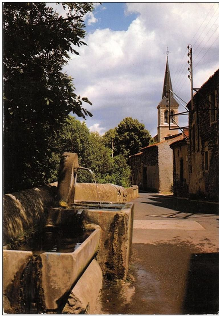 Les villages du Puy de Dome:Neschers