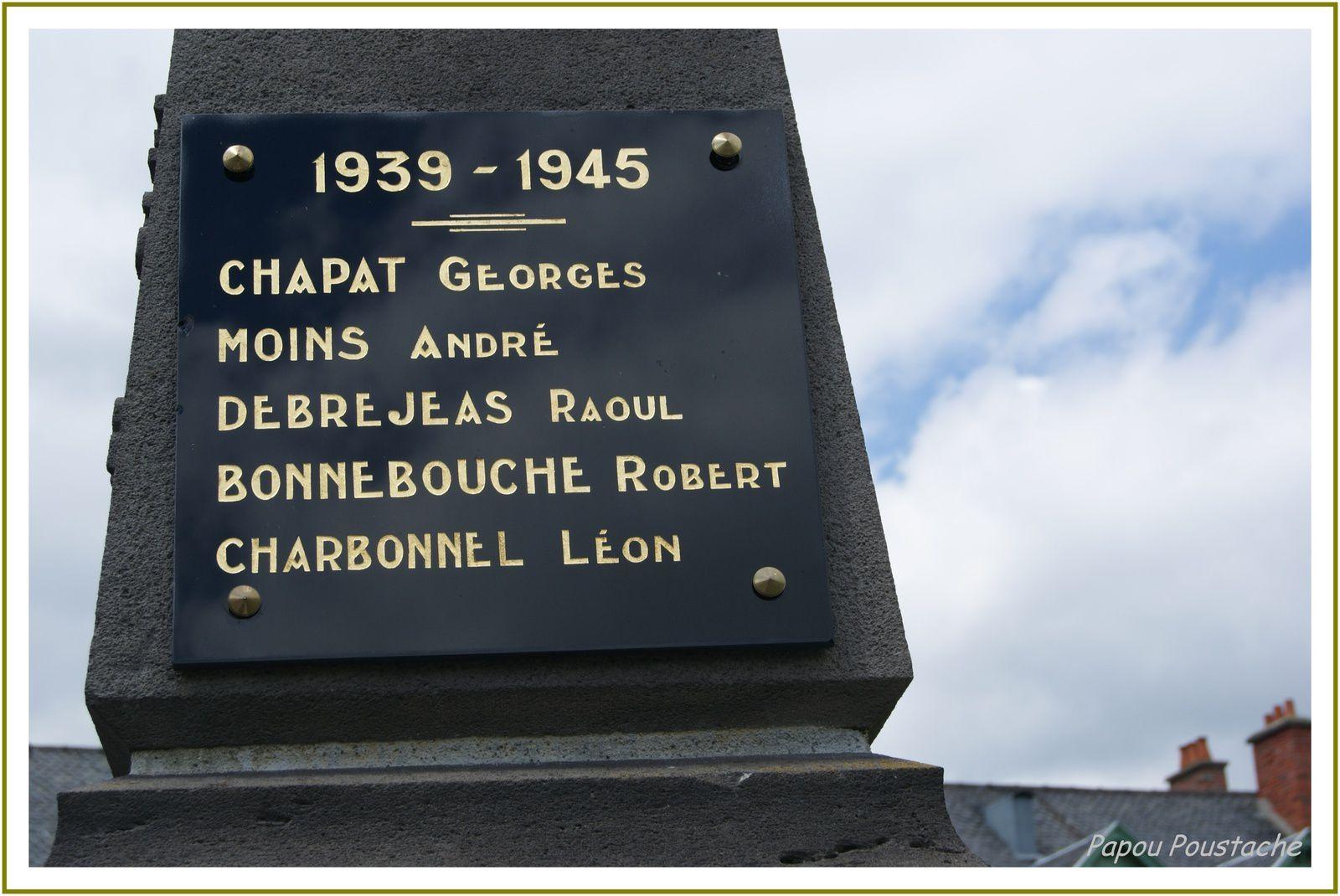 monument à Neussargues