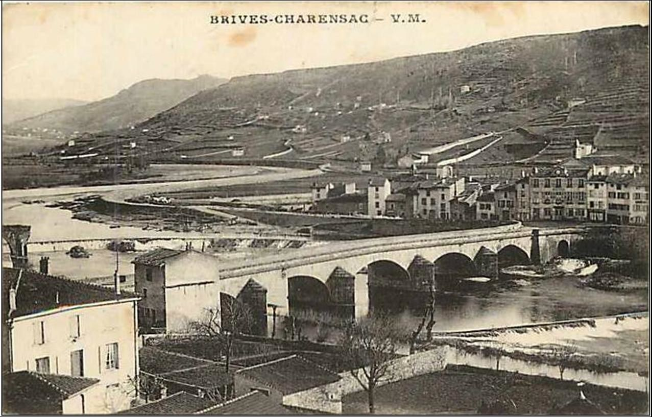 Le Brives Charensac de nos grands Parents