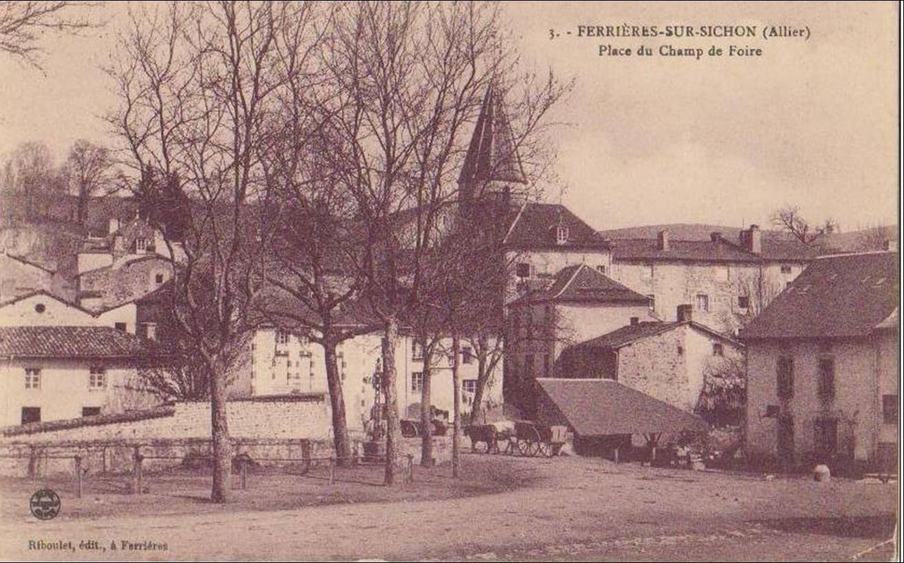 Il était une fois à Ferrières sur Sichon