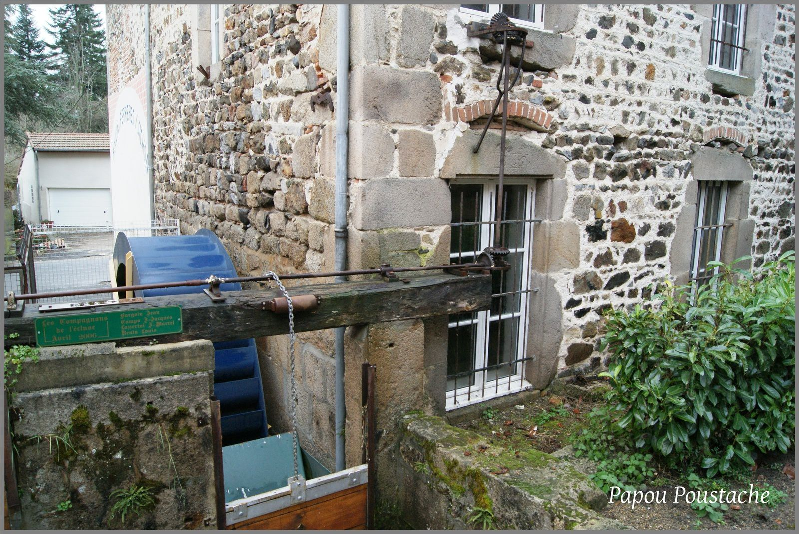 Le Moulin de Ferrières sur Sichon