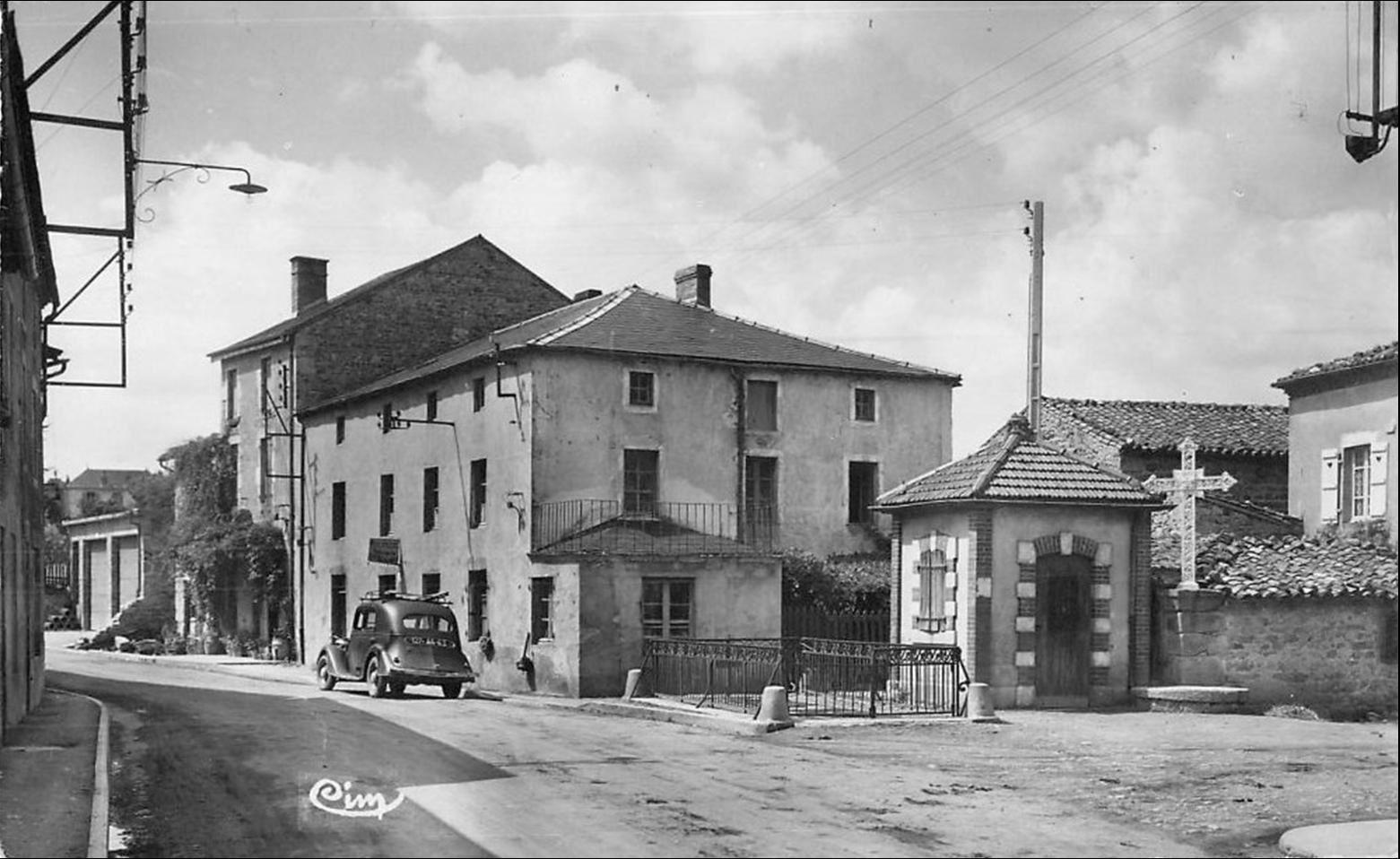Les villages du Puy de Dome:Lachaux