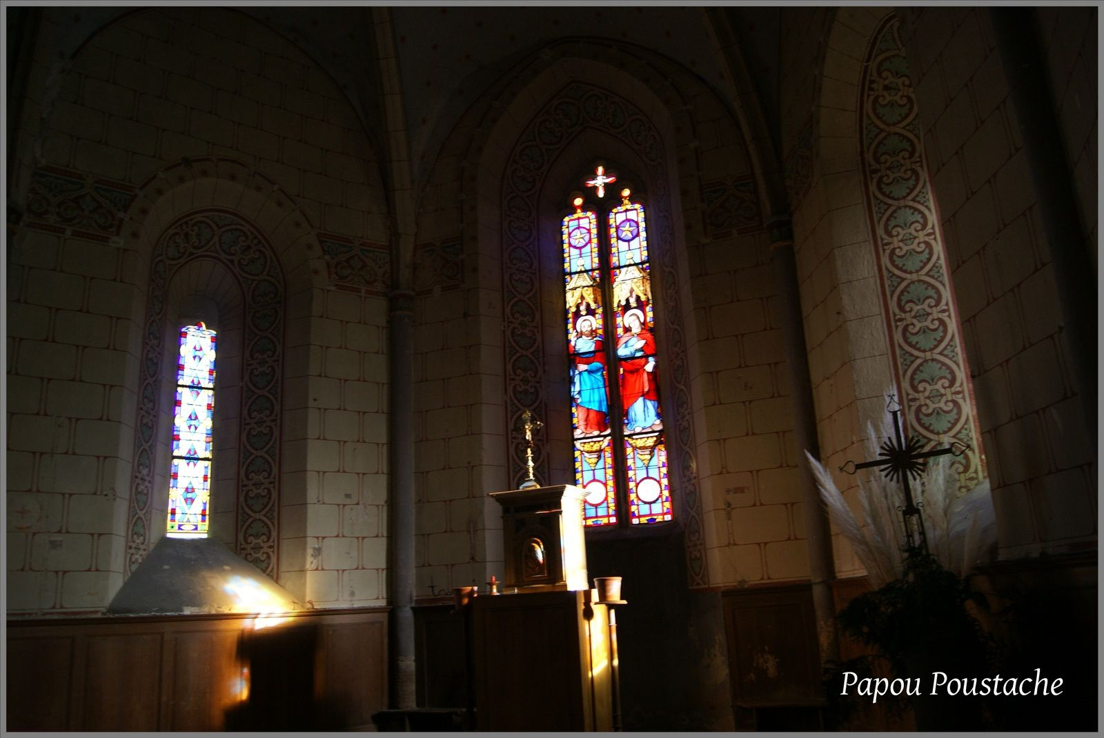 Eglise de Saint Rémy de Chargnat