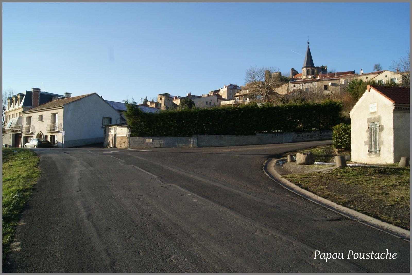 Les villages du Puy de Dome: Le Broc