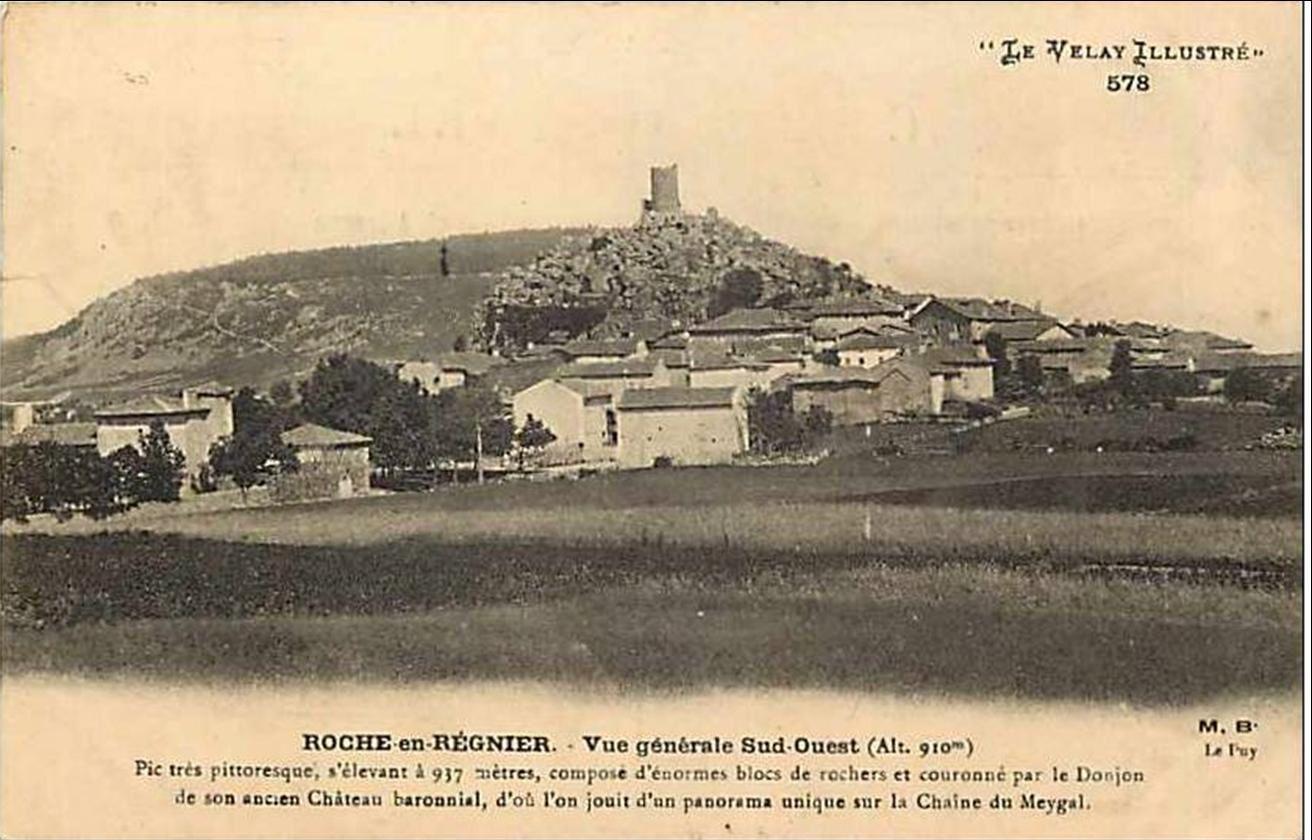 Il était une fois:Roche en Régnier