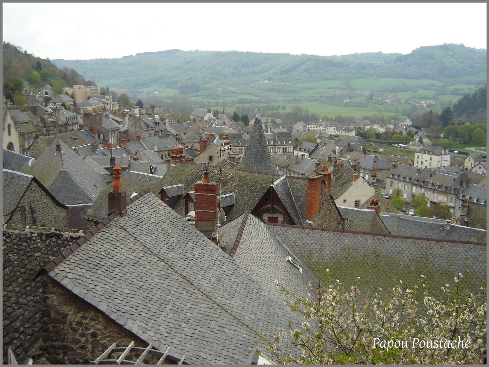 Les villages du Cantal:Murat