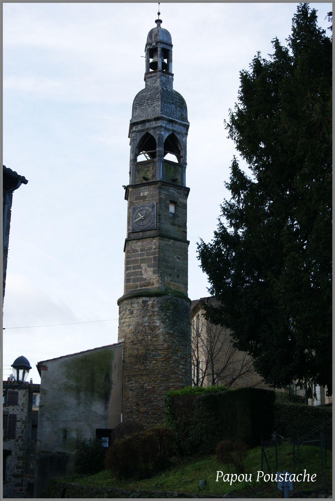 Les villages du Puy de Dôme:Billom