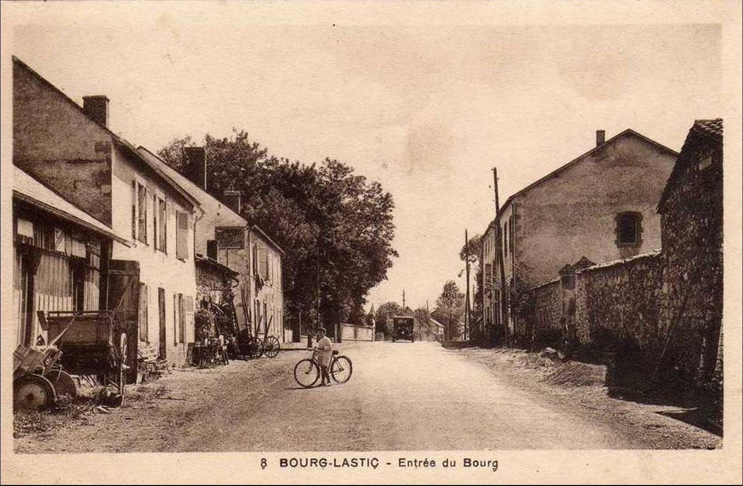 Il était une fois à Bourg Lastic