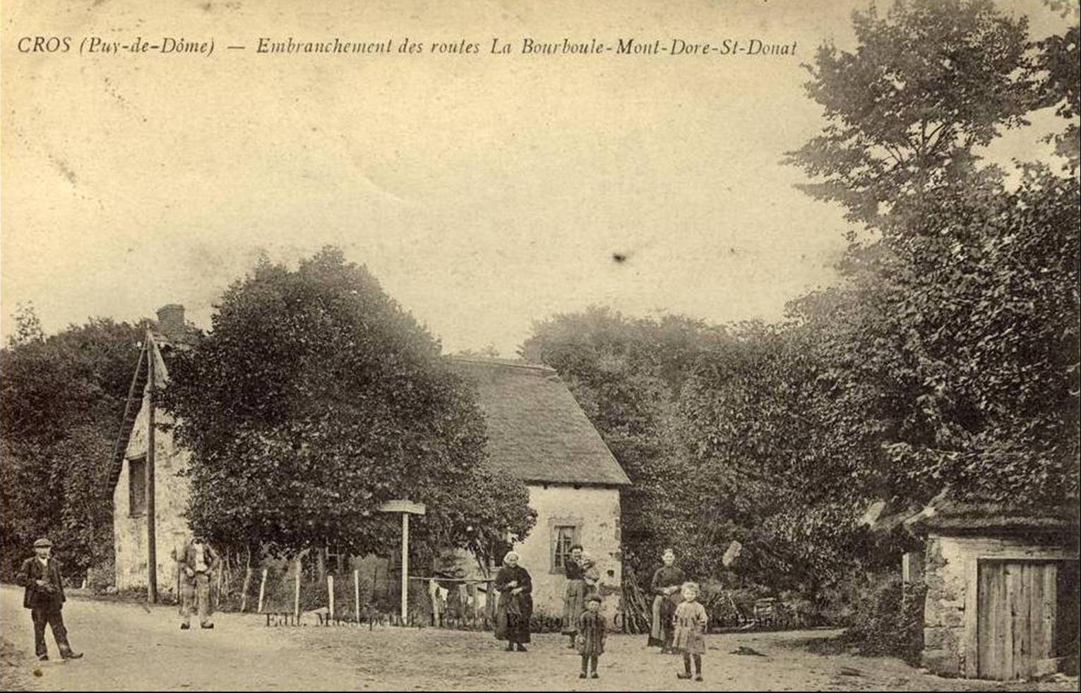 Il était une fois le village de saint Donat PDD