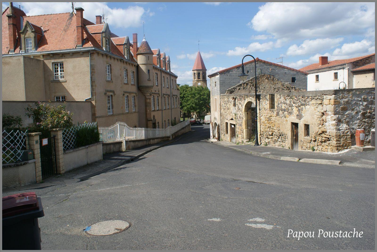 Le village de Nonette