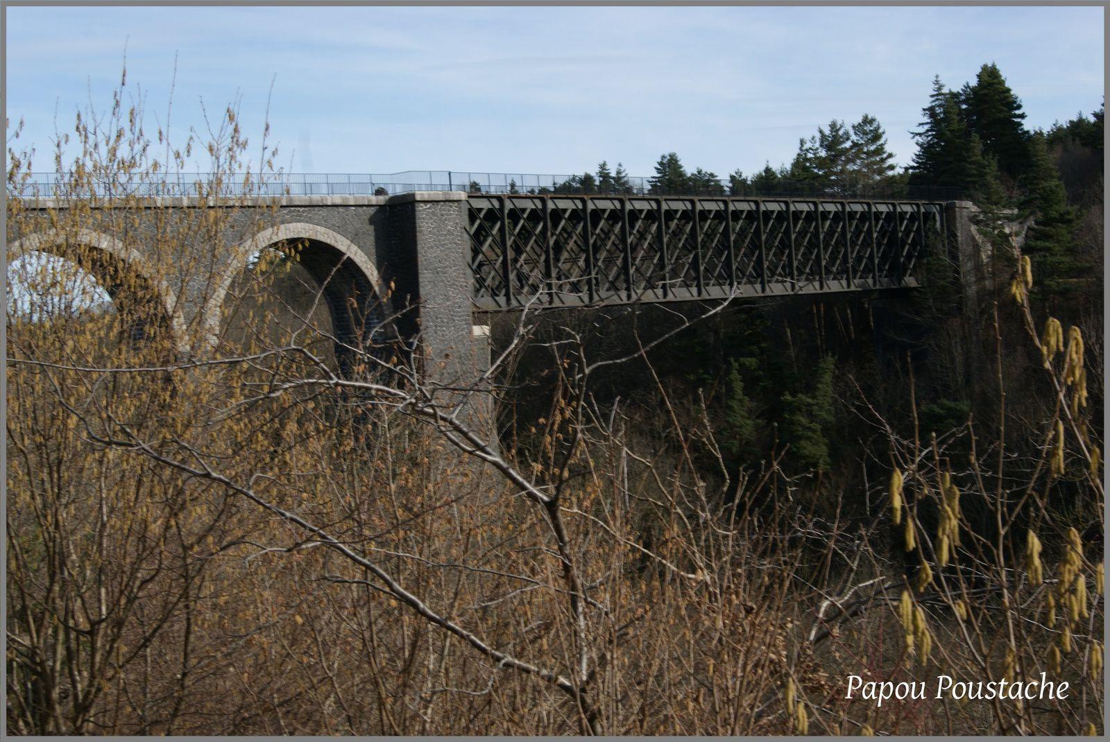La ligne le Puy Langogne