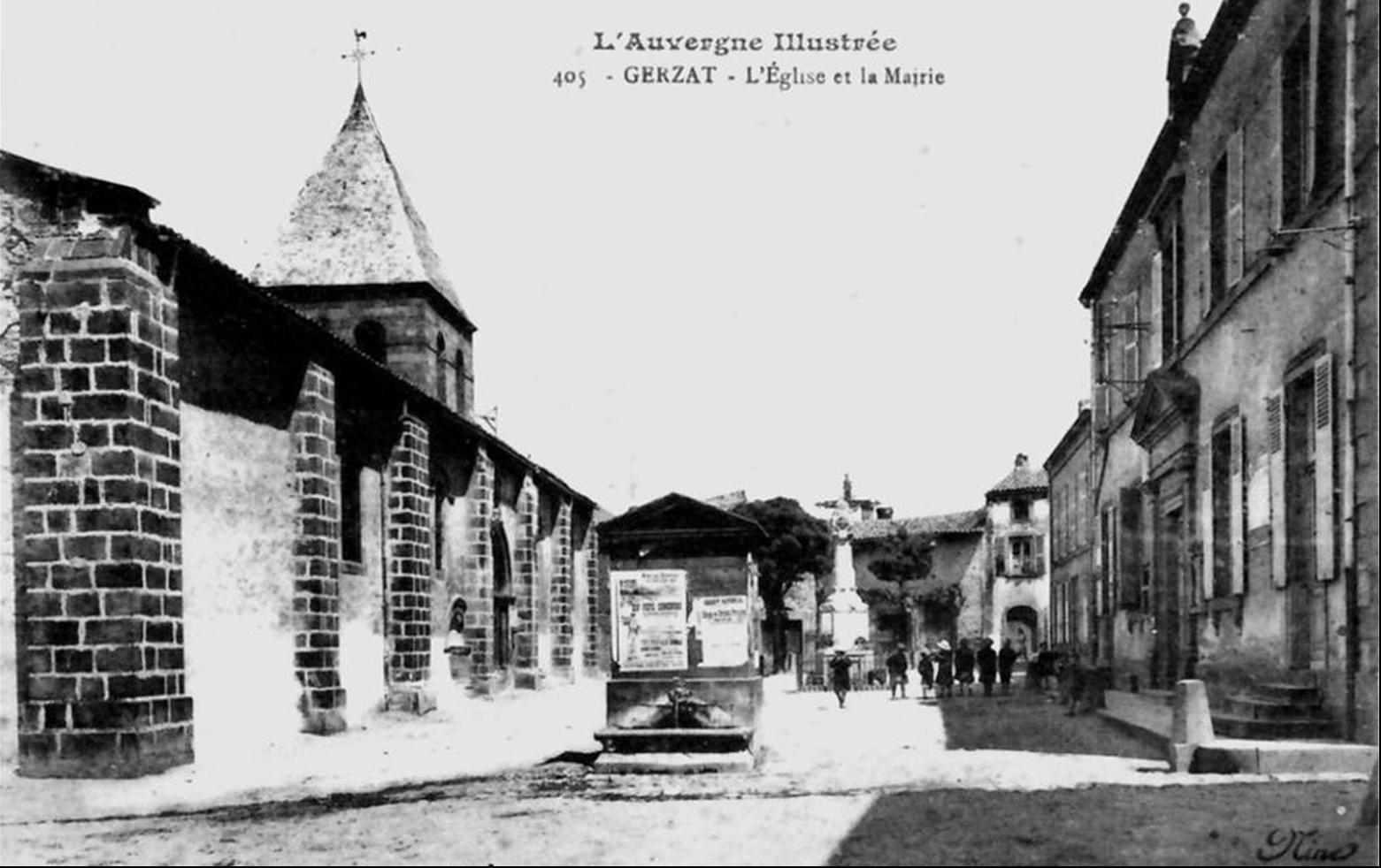 Il était une fois Gerzat dans le Puy de Dome