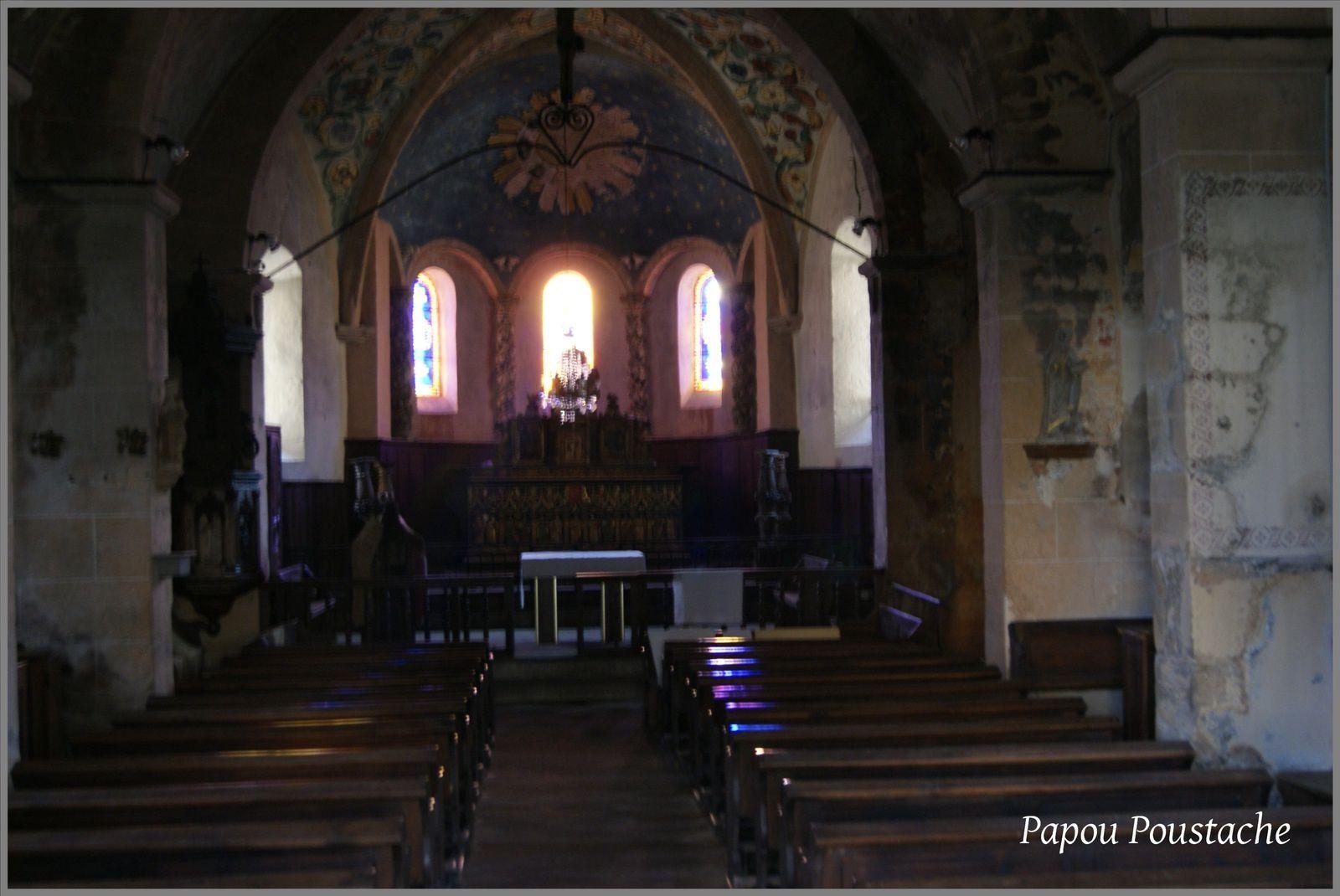 Eglise de Villeneuve Lembron