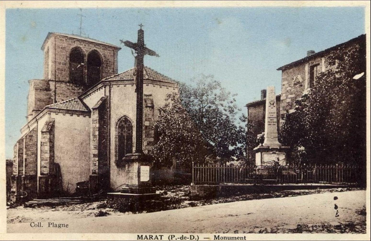 Il était une fois Marat dans le Puy De Dome