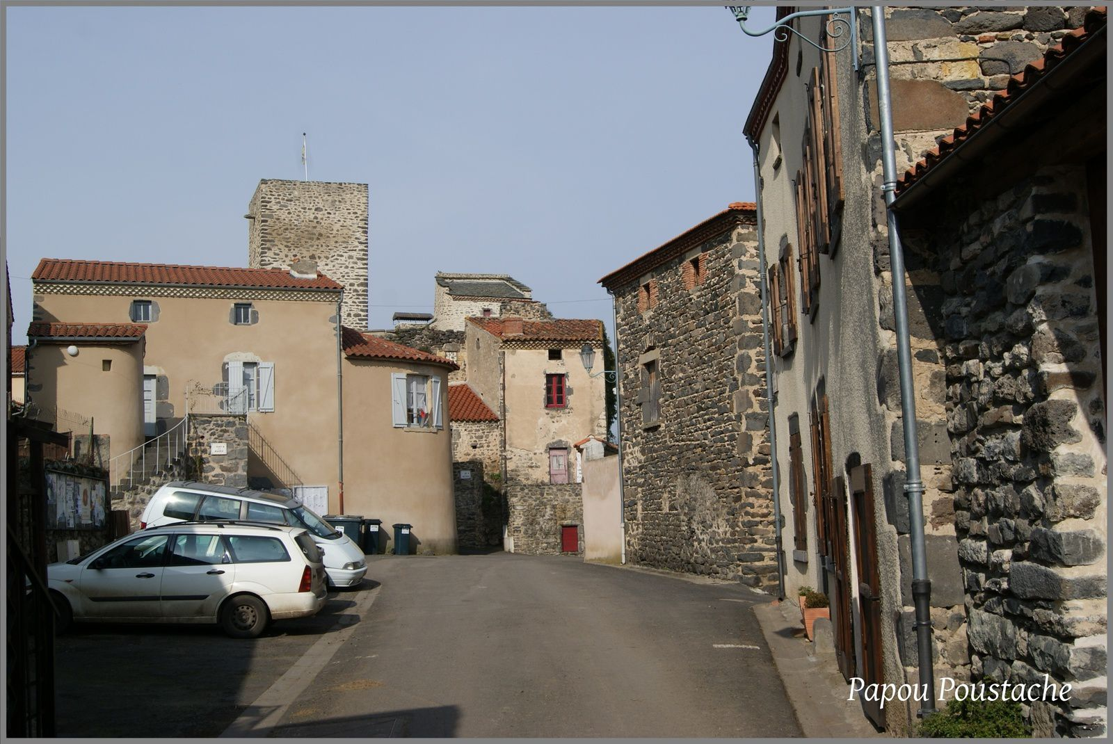 Le village de Villeneuve Lembron
