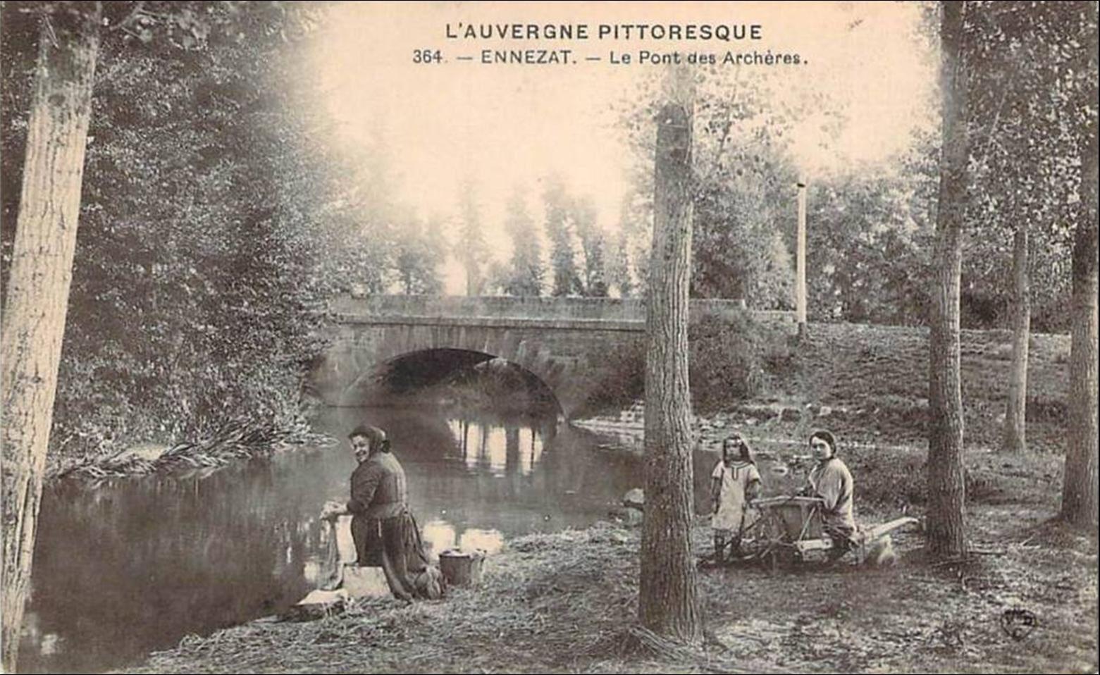 Il était une fois Ennezat dans le Puy de Dome