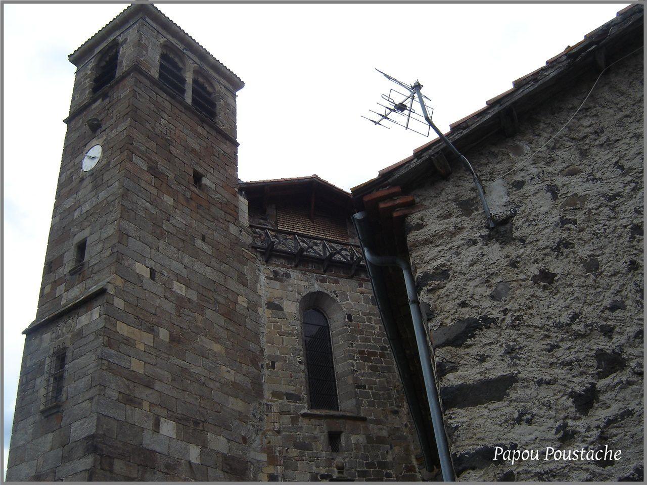 Abbaye à Pebrac
