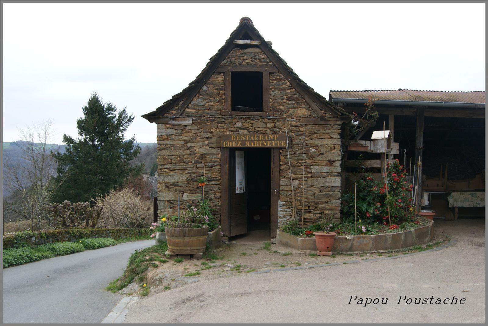 Les portes de l'Auvergne :Le Fel