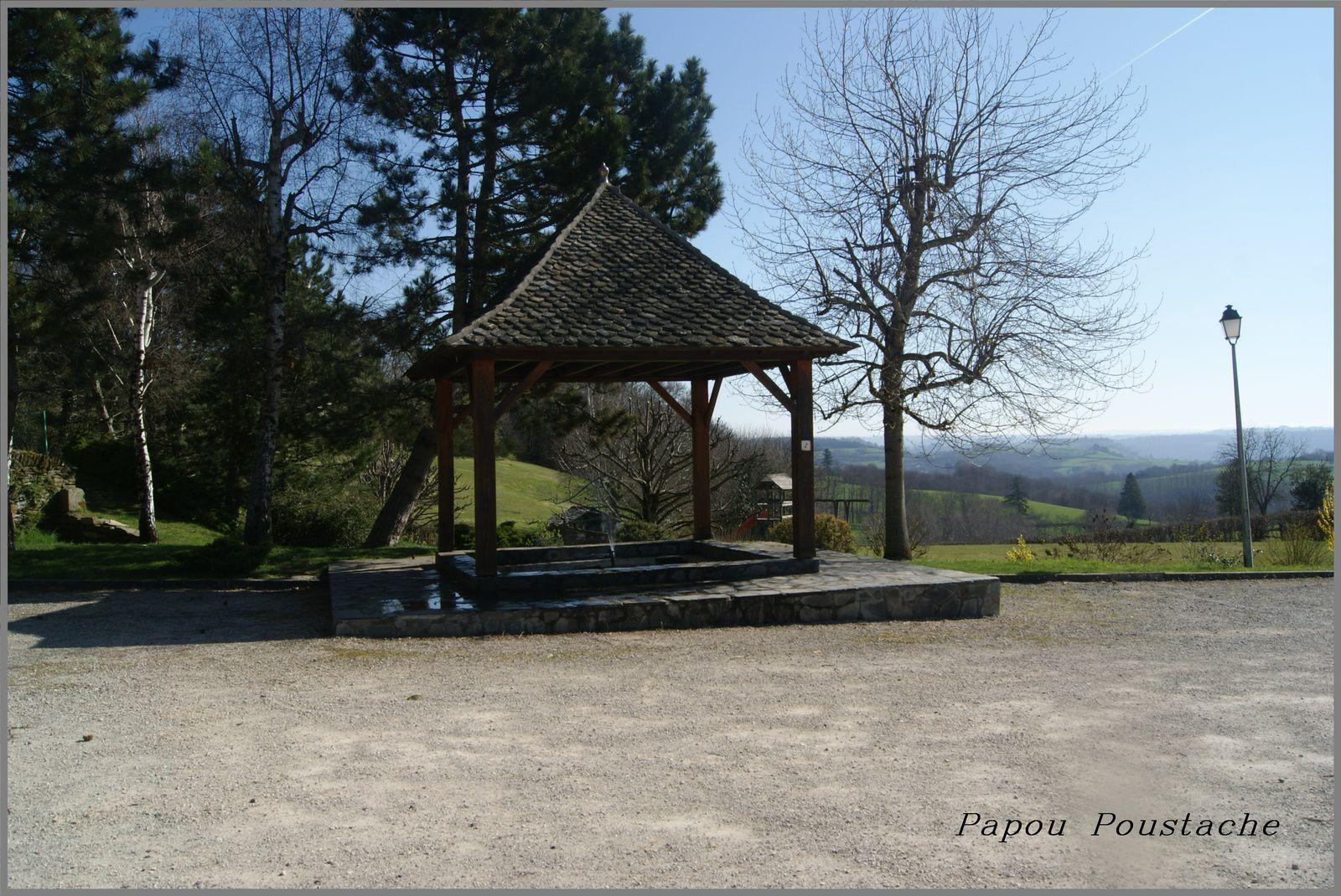 Les sources d'Auvergne: Teissières