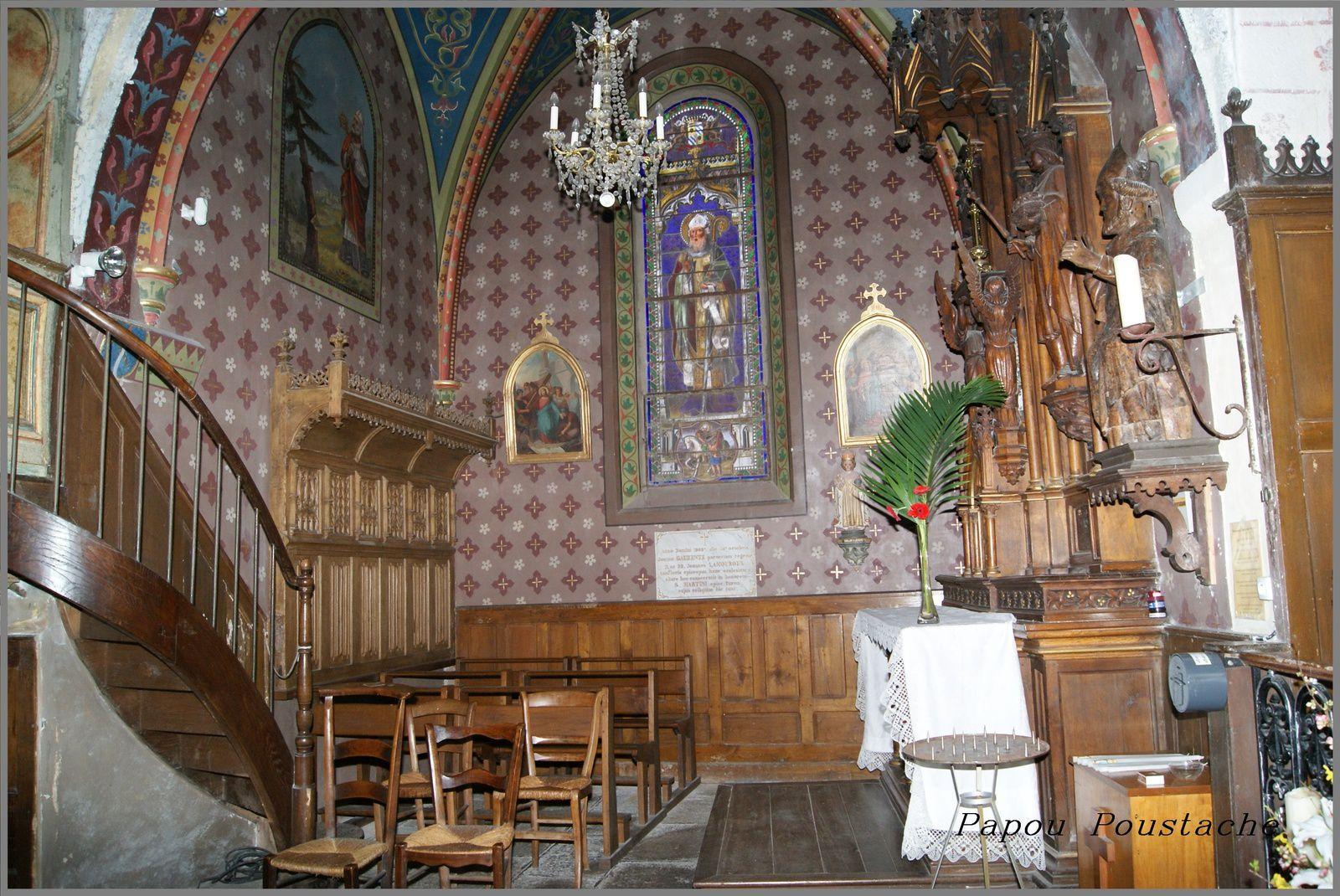 Eglise à Marcolès