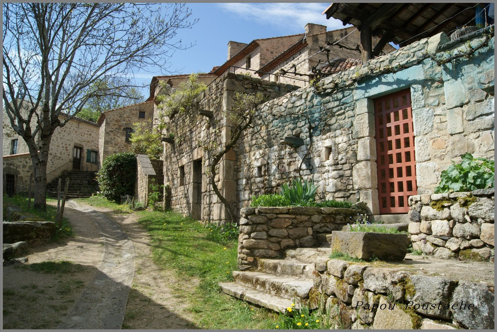 Le hameau de Randol