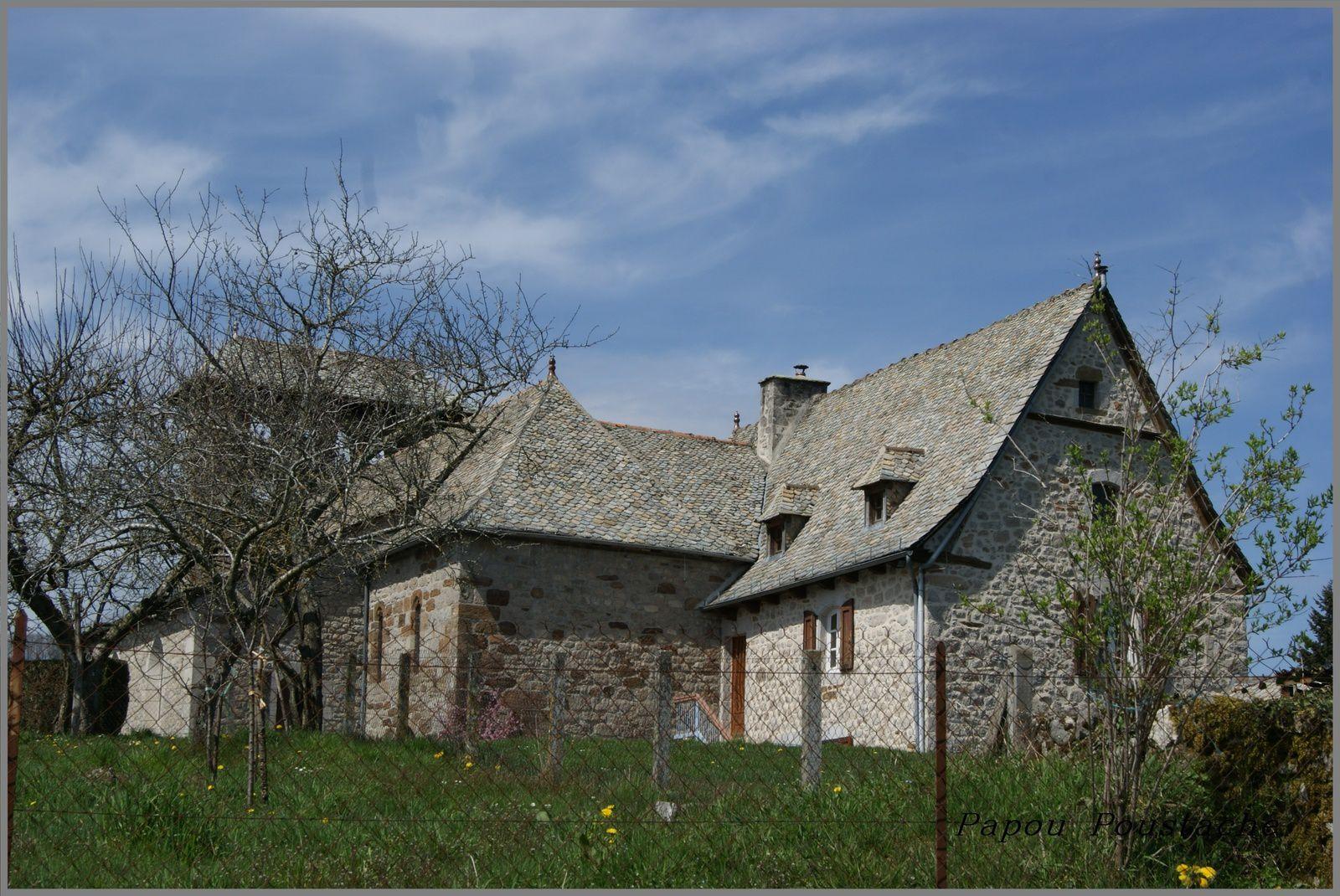 Les villages du Cantal: Sansac Neivazès
