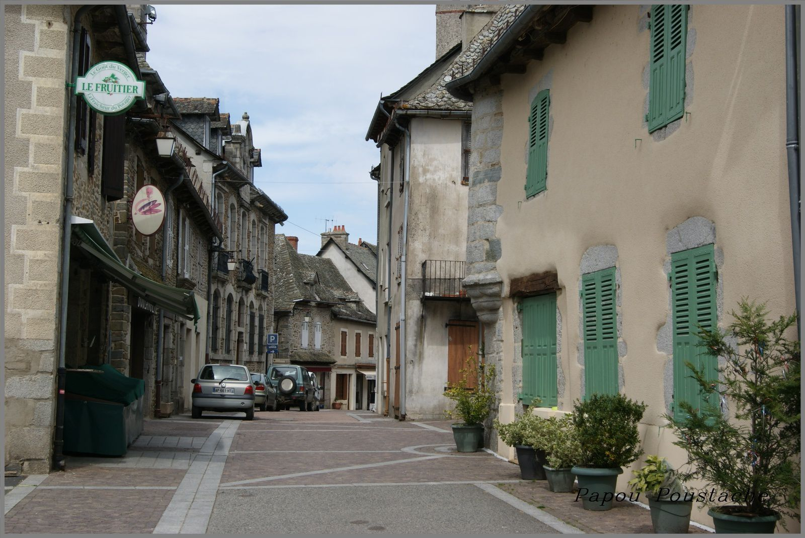 Les villages du Cantal Montsalvy