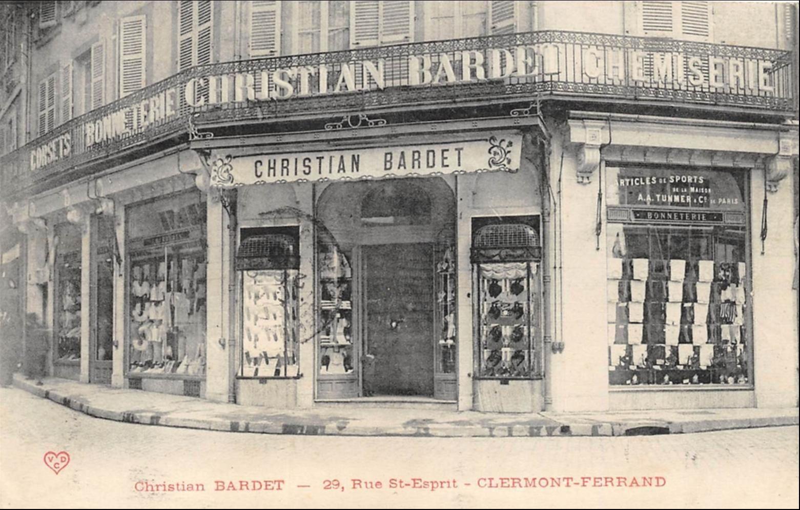 Il était une fois les vitrines de Clermont