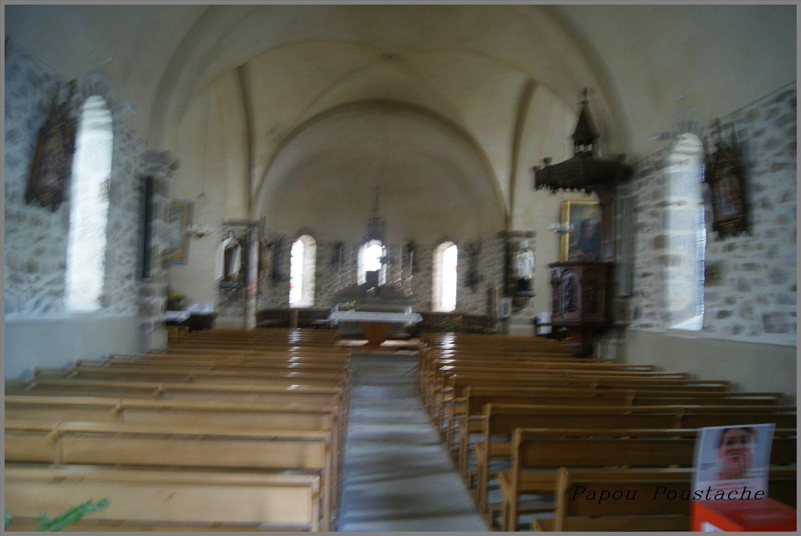 Eglise de Cassaniouze