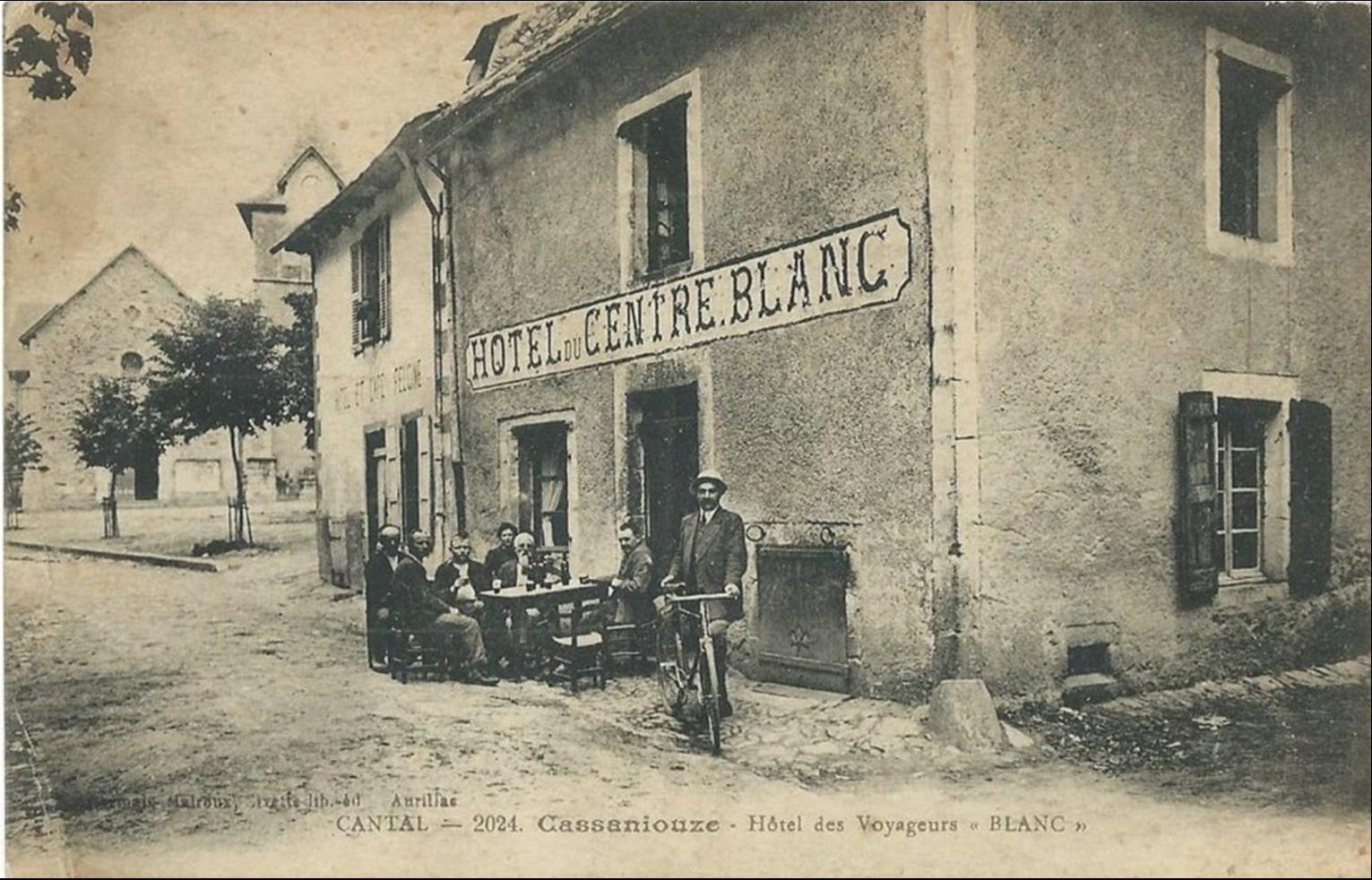 Il était une fois Cassaniouze dans le Cantal
