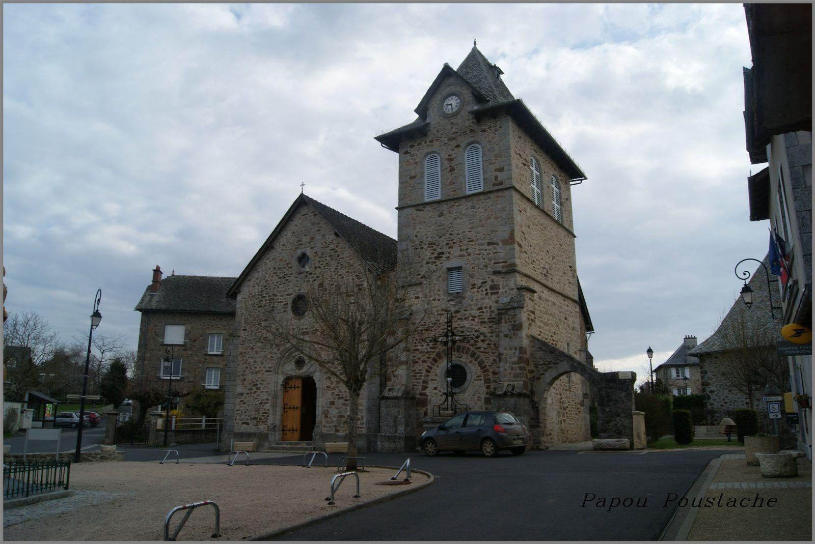 Les villages du Cantal:Cassaniouze