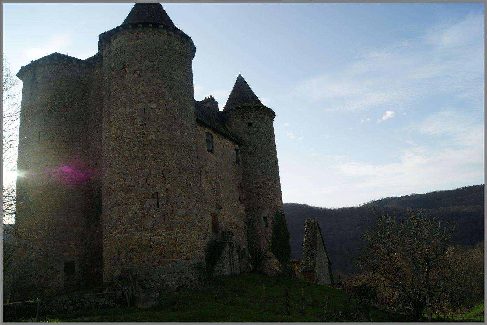 Le Château de Senezergues