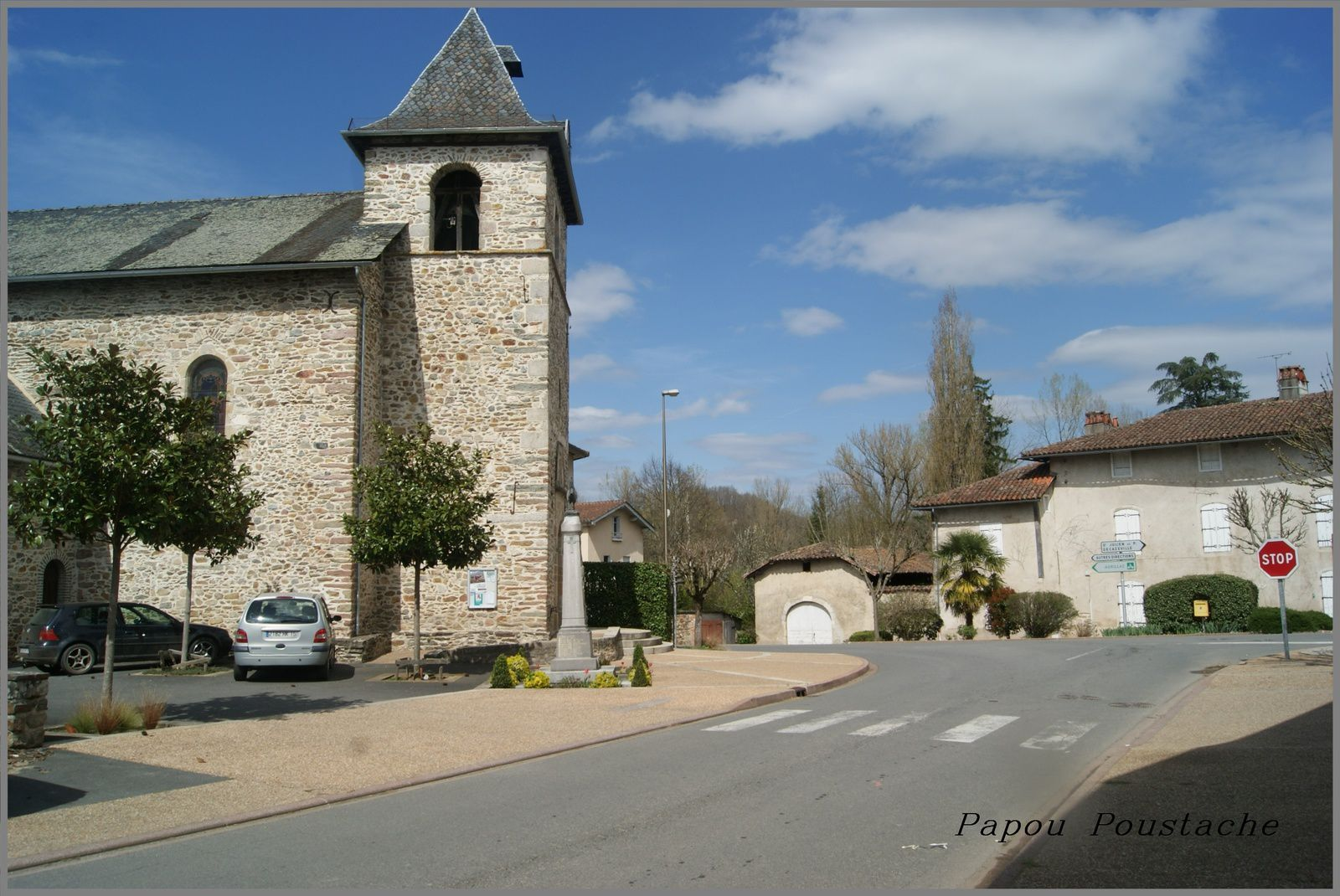 Saint Constant sur Célé Cantal