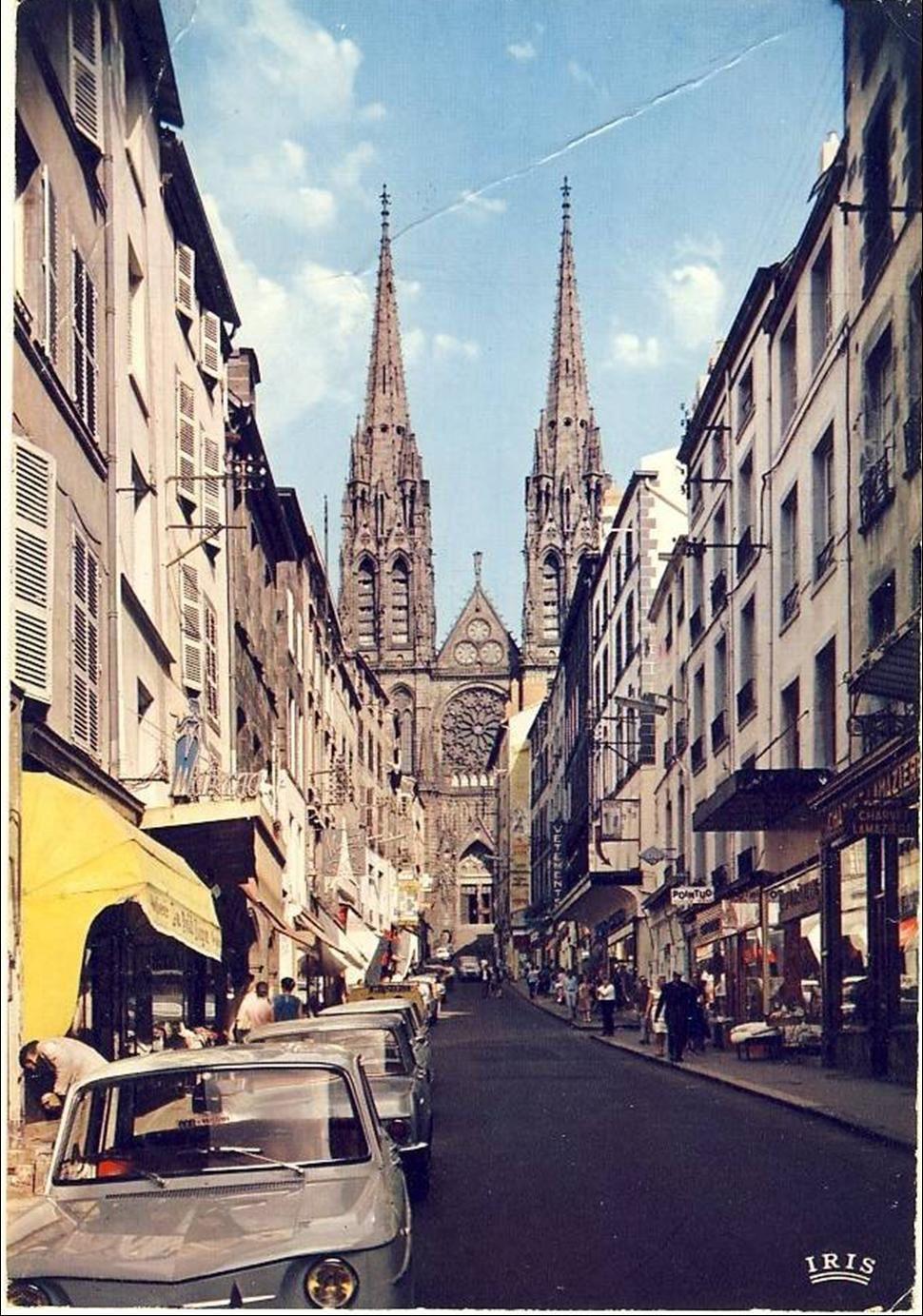 Clermont aux années 70-80