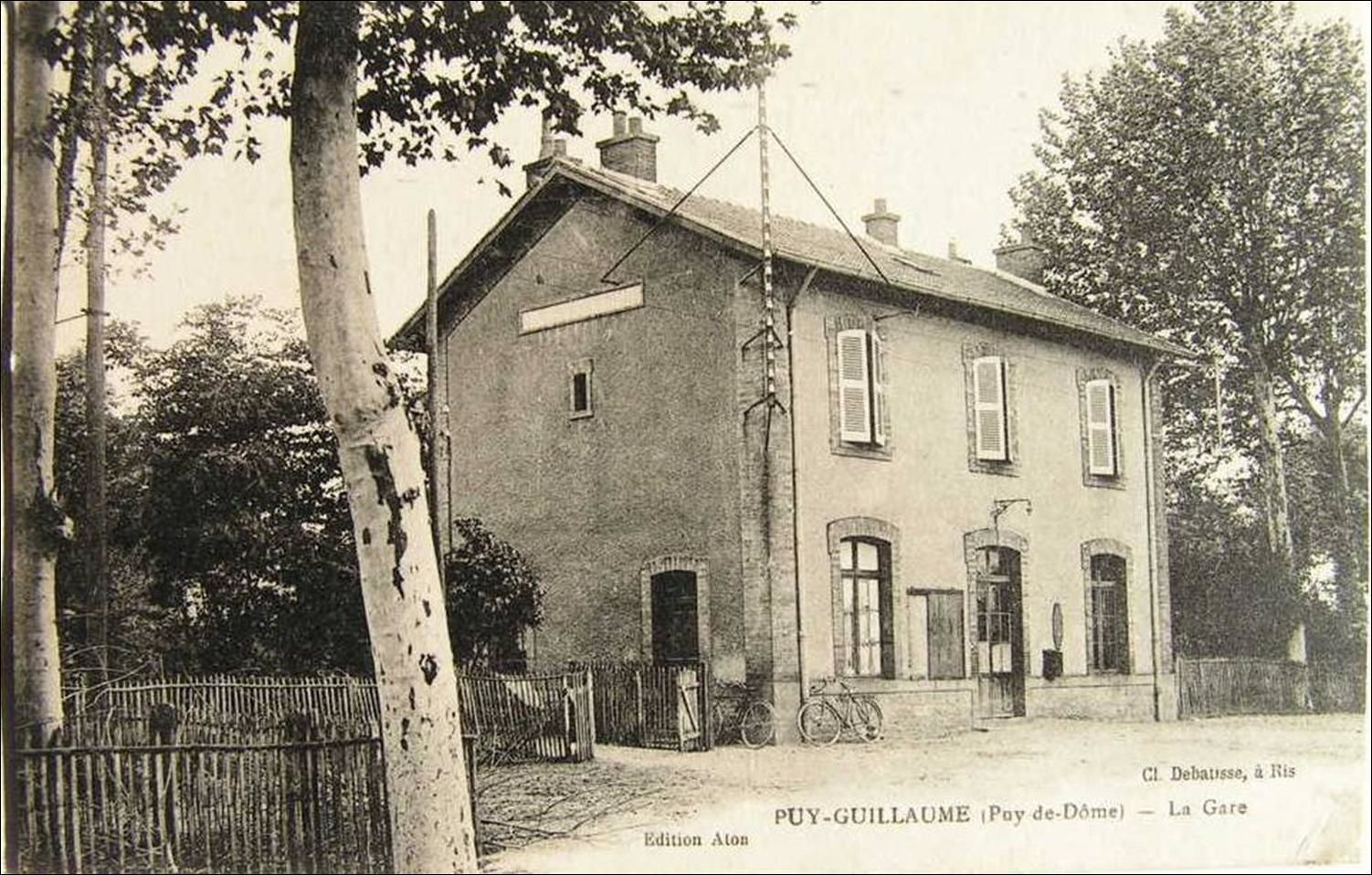 Puy Guillaume 1900