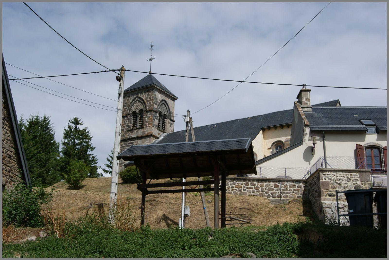 Saulzet le Froid dans le Puy de Dome