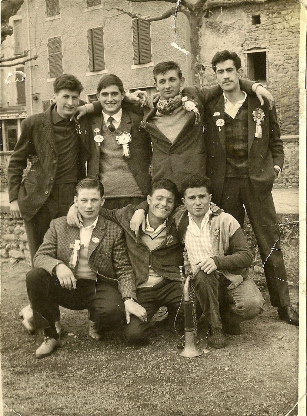 Beaulieu et Charbonnier dans les années 1950-60