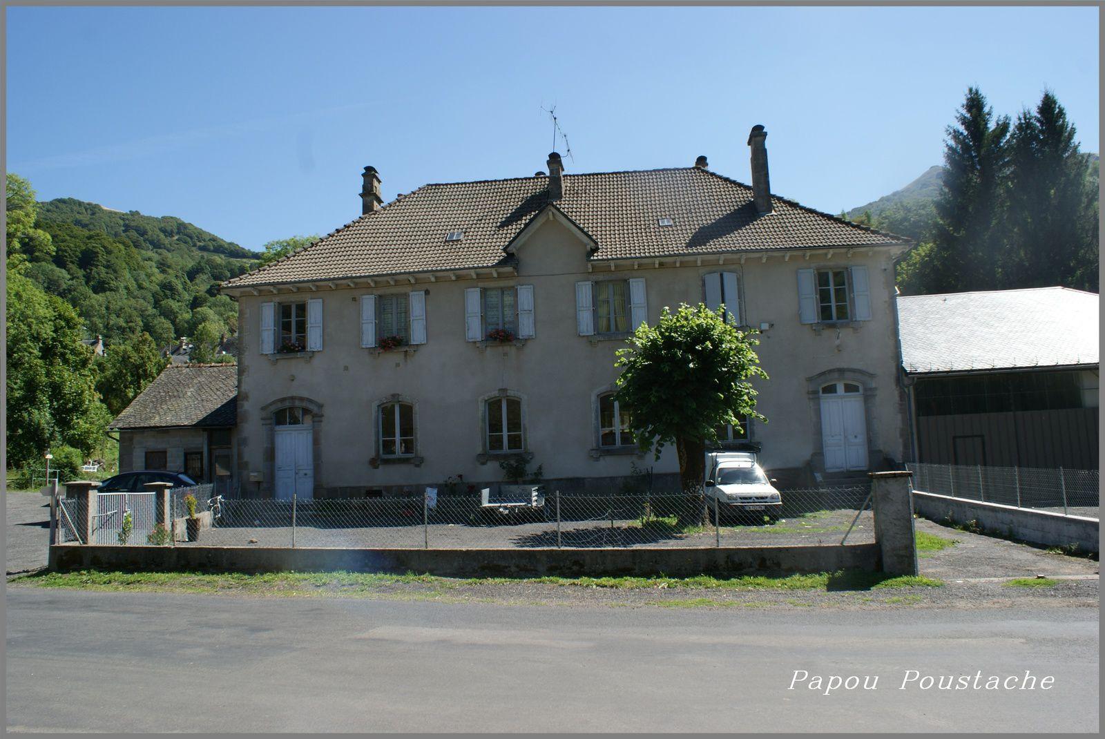 Mandailles dans le Cantal