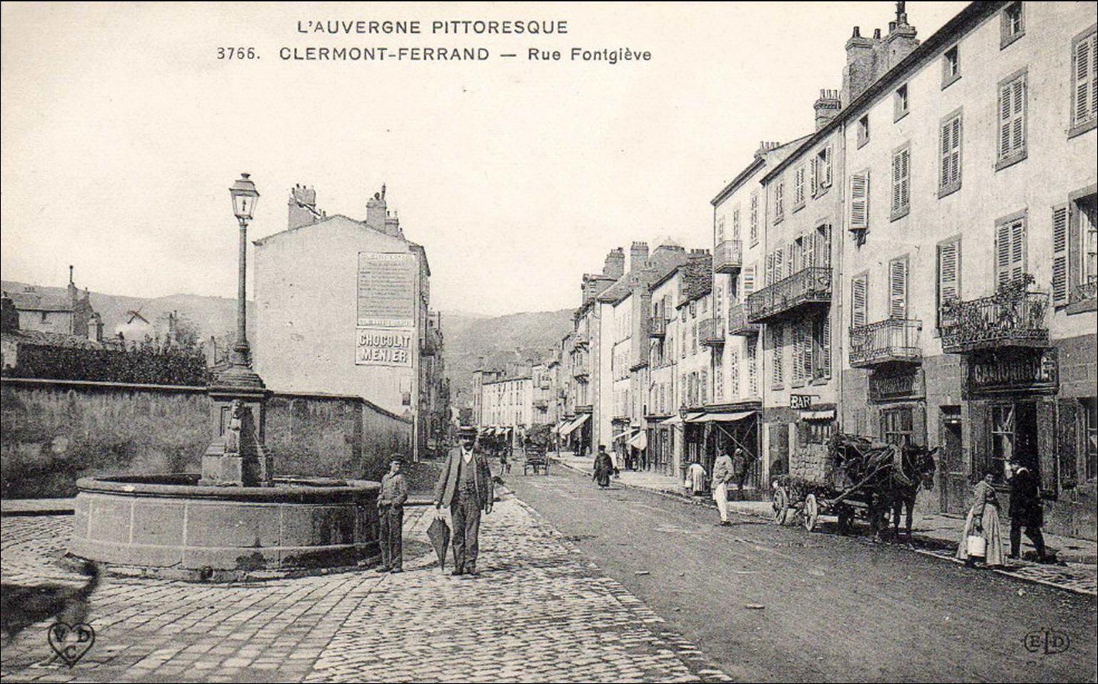 Il était une fois Clermont:Fontgiève